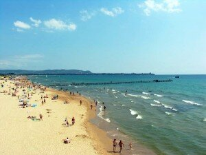 Джемете 300x225 Курорты Черного моря   Анапа
