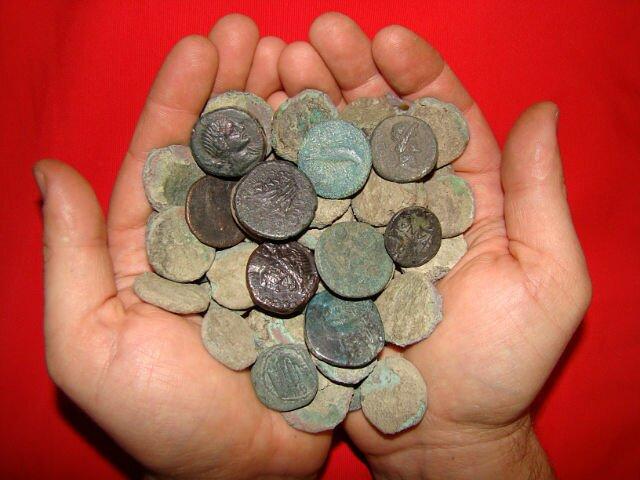 Георгиппия монеты История Анапы