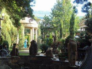 Кабардинка старый парк 300x225 Кабардинка со своим райским садом...
