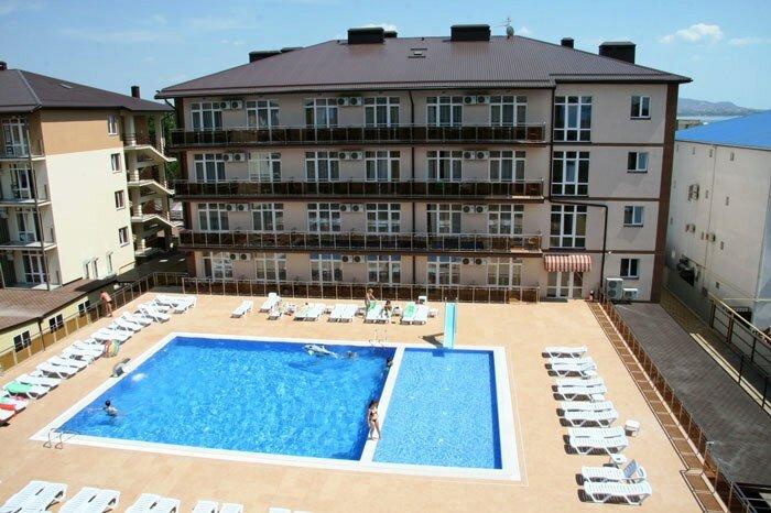 Отель Гранд Прибой Анапа лучшие отели.