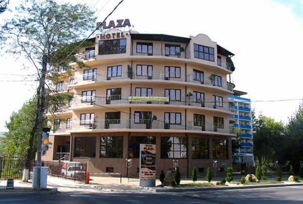 Отель Плаза Анапа лучшие отели.