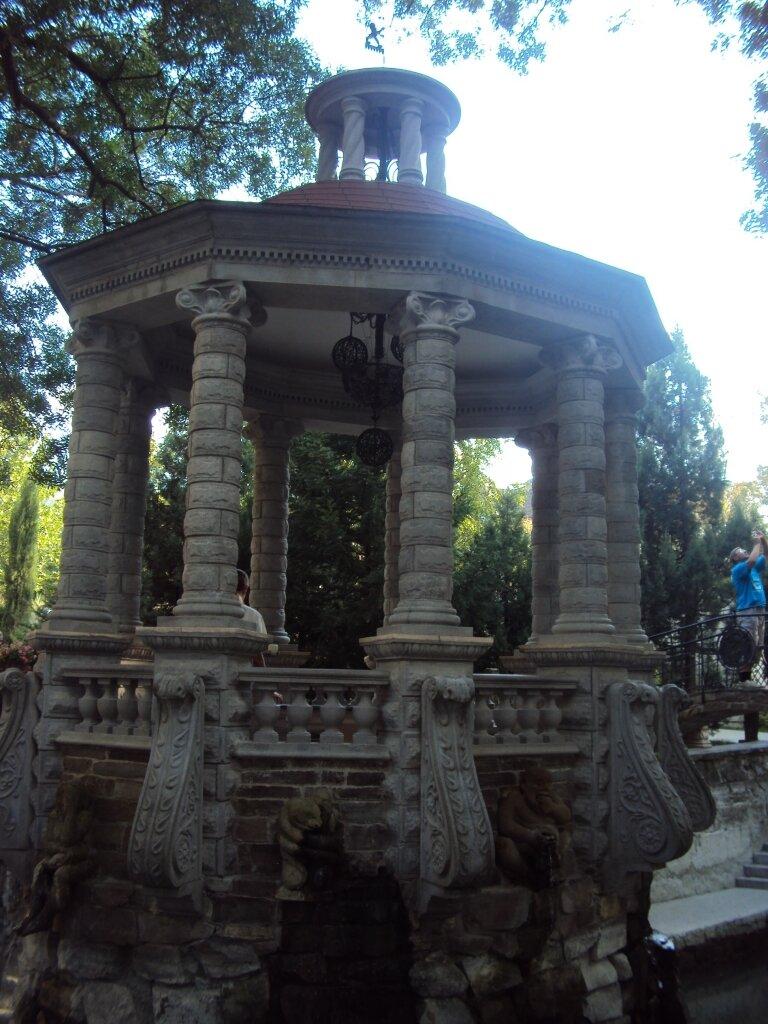 кабардинка старый парк 3 Кабардинка со своим райским садом...