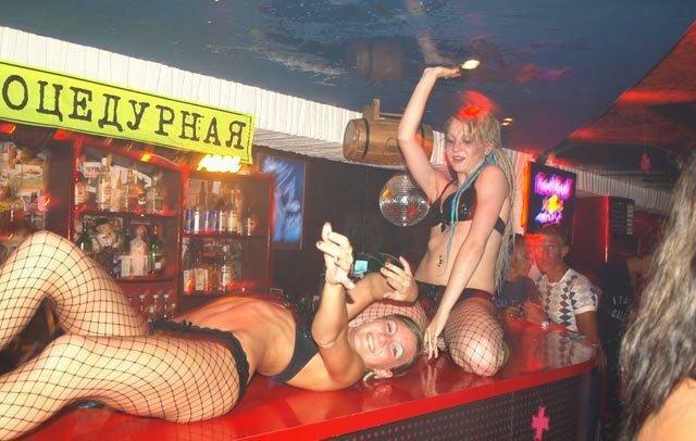 ночной клуб 1 Развлечения в Геленджике