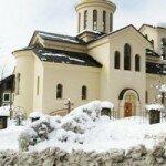 храм святого Харлампия Красная Поляна