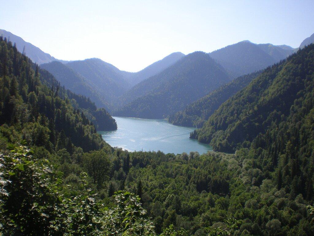 горы Абхазии Знакомство с Абхазией