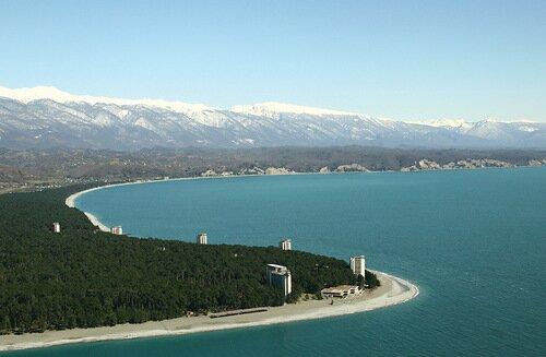 страна Абхазия Знакомство с Абхазией