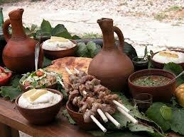 что едят в Абхазии Знакомство с Абхазией