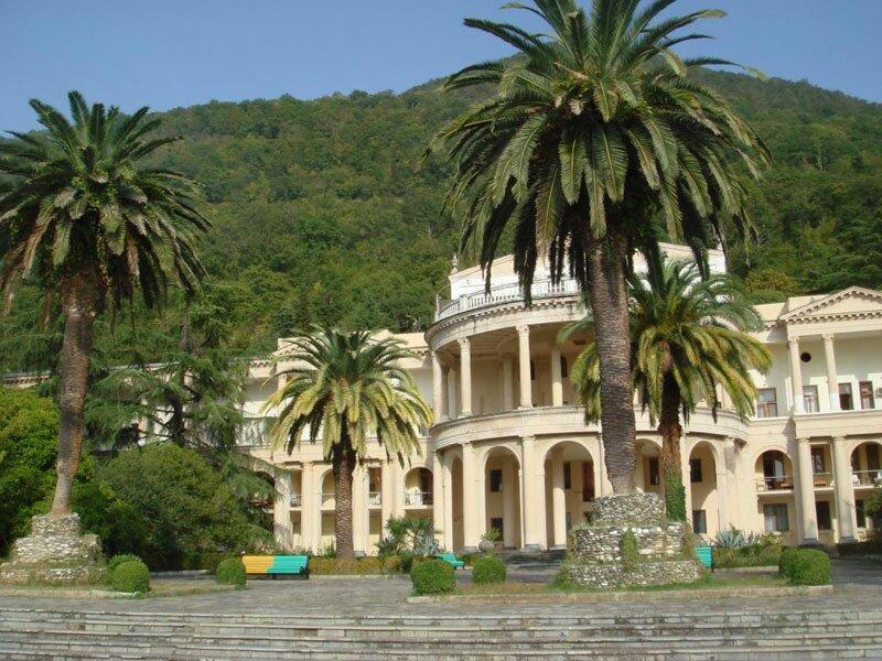 Гагра Абхазия курорты