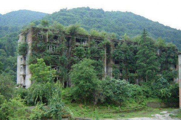 Ткуарчал Абхазия курорты