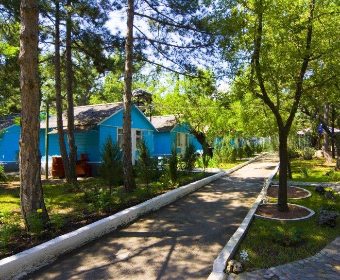 турбазы в алуште Летний отдых в Алуште в Крыму