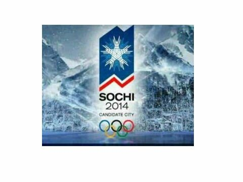 логотип Символ Олимпиады в Сочи 2014