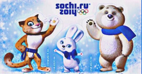 символы олимпиады 2014 1 Символ Олимпиады в Сочи 2014