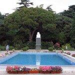 никитский ботаничесий сад в крыму