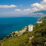 Ореанда курортный поселок Крыма
