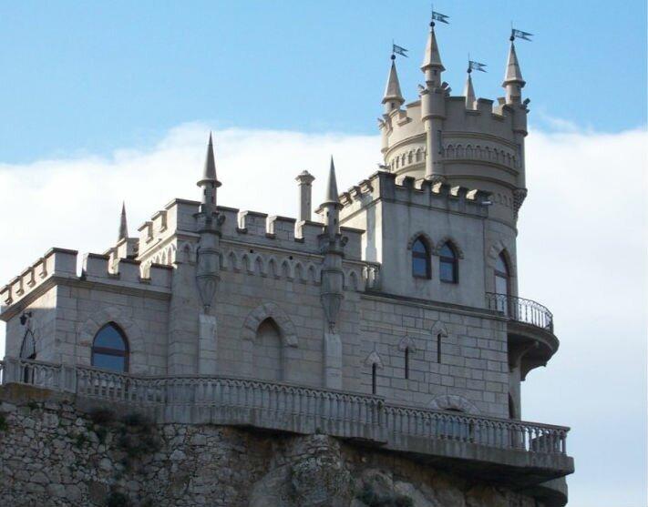 Крым Ласточкино гнездо Экскурсии