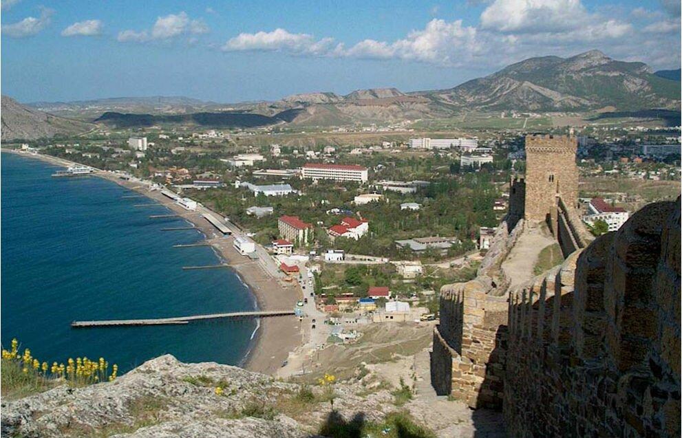 Крым Экскурсии