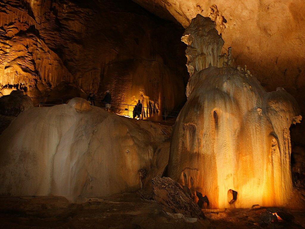 Эмине Баир Хосар в Крыму Крымские пещеры
