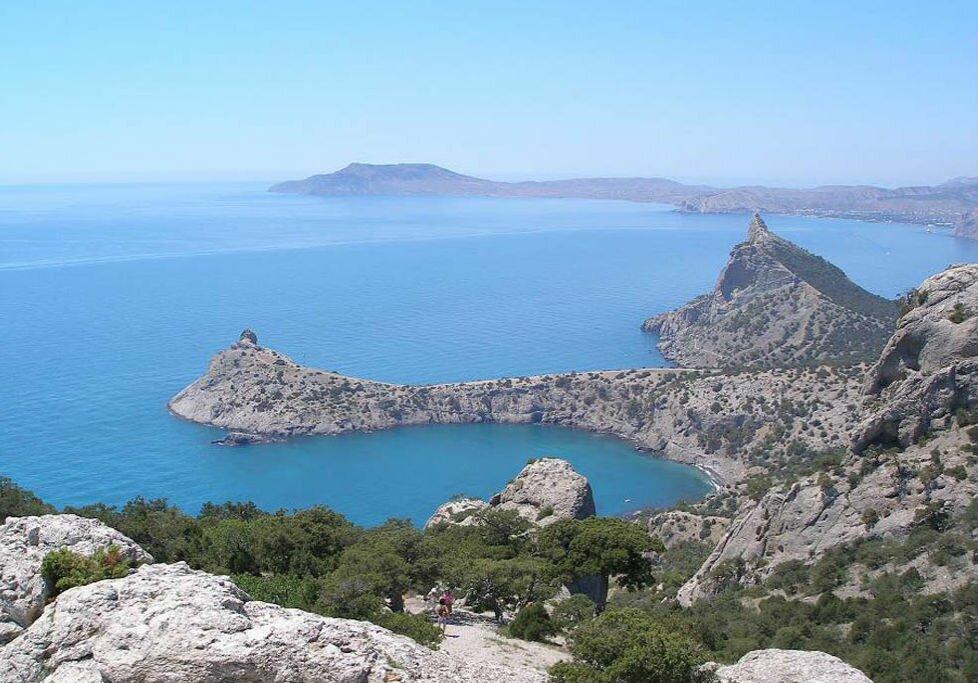экологический туризм Крым Экологический туризм в Крыму