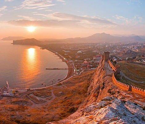 отдых в Крыму В Крым на отдых