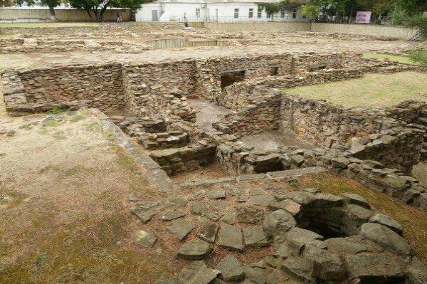 георгипия сегодня Древний город Георгиппия