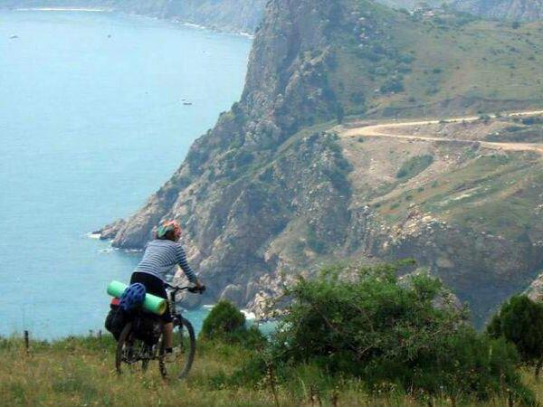 велопоходы в крыму1 Велотуризм