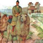 китайский шелковый путь
